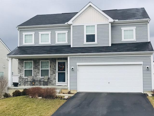 2461 Zachariah Drive, Lancaster, OH 43130 (MLS #219002044) :: The Raines Group