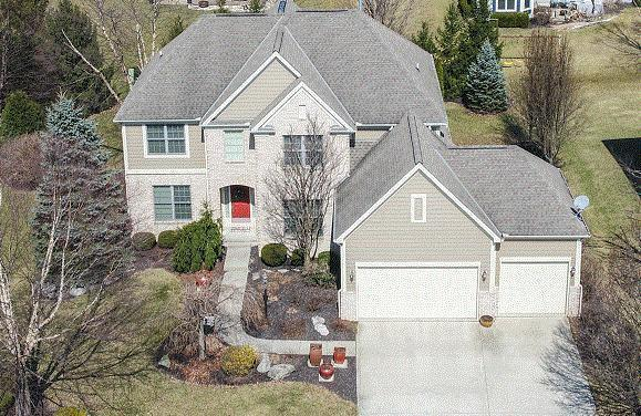 5395 Anacala Court, Westerville, OH 43082 (MLS #219007437) :: The Raines Group