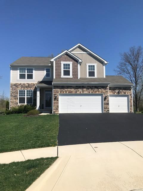 248 Linda Lee Lane, Lewis Center, OH 43035 (MLS #219011902) :: Julie & Company