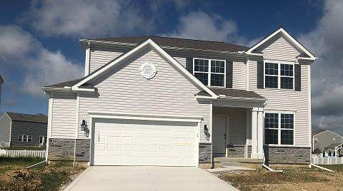 480 Weaver Ridge Drive, Marysville, OH 43040 (MLS #220025230) :: The Jeff and Neal Team | Nth Degree Realty