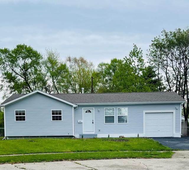 3784 Bonita Road, Columbus, OH 43232 (MLS #221013508) :: The Raines Group