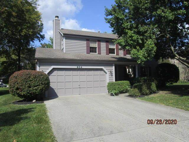 804 Black Gold Avenue, Columbus, OH 43230 (MLS #220033223) :: Berkshire Hathaway HomeServices Crager Tobin Real Estate