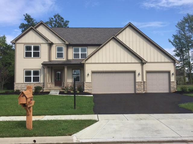 5661 Joab Street, Lewis Center, OH 43035 (MLS #218001016) :: Berkshire Hathaway HomeServices Crager Tobin Real Estate