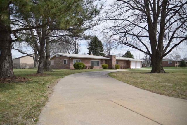 2653 45 AVENUE, COLUMBUS, NE 68601 (MLS #1900196) :: Berkshire Hathaway HomeServices Premier Real Estate
