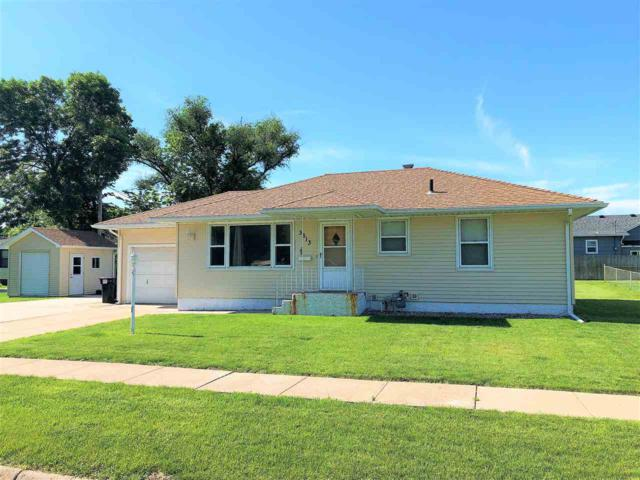 3613 20TH STREET, COLUMBUS, NE 68601 (MLS #1900322) :: Berkshire Hathaway HomeServices Premier Real Estate