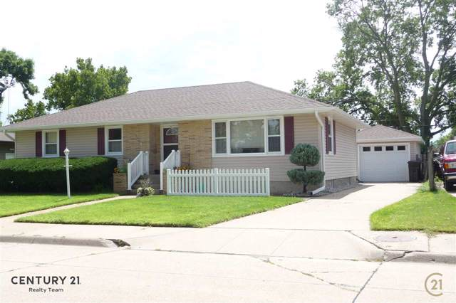 2109 25TH STREET, COLUMBUS, NE 68601 (MLS #1900454) :: Berkshire Hathaway HomeServices Premier Real Estate