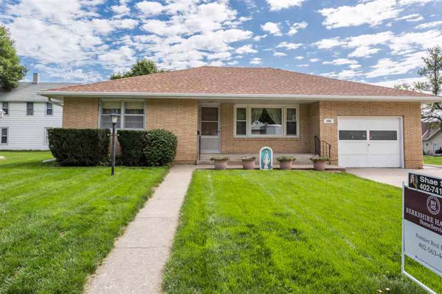 402 S 6TH STREET, HUMPHREY, NE 68642 (MLS #1900472) :: Berkshire Hathaway HomeServices Premier Real Estate