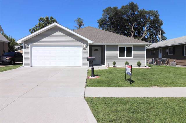 3816 14TH STREET, COLUMBUS, NE 68601 (MLS #1900480) :: Berkshire Hathaway HomeServices Premier Real Estate
