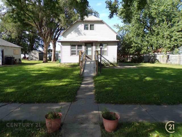 408 W 12TH STREET, WOOD RIVER, NE 68883 (MLS #1900508) :: Berkshire Hathaway HomeServices Premier Real Estate
