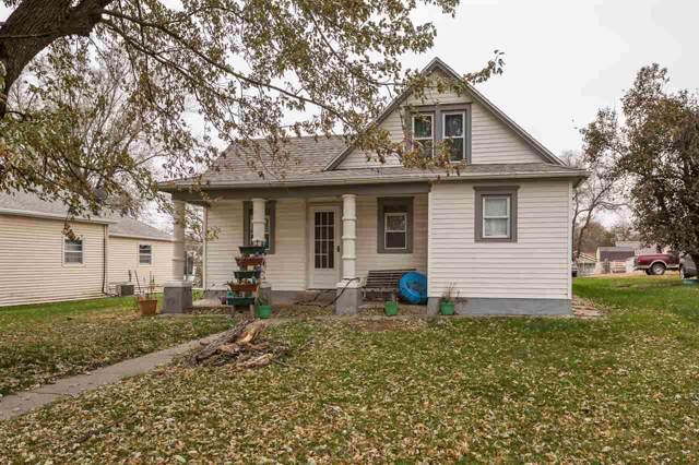 110 N 6TH STREET, NEWMAN GROVE, NE 68758 (MLS #1900596) :: Berkshire Hathaway HomeServices Premier Real Estate