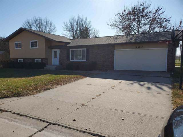 623 1ST STREET, COLUMBUS, NE 68601 (MLS #1900608) :: Berkshire Hathaway HomeServices Premier Real Estate