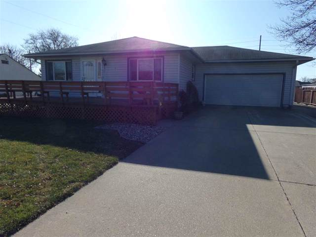 1021 5TH STREET, COLUMBUS, NE 68601 (MLS #1900623) :: Berkshire Hathaway HomeServices Premier Real Estate
