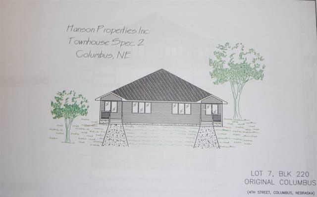 2308 4TH STREET, COLUMBUS, NE 68601 (MLS #1900654) :: Berkshire Hathaway HomeServices Premier Real Estate