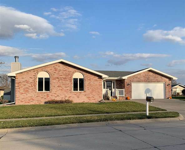 3067 38 AVENUE, COLUMBUS, NE 68601 (MLS #2020714) :: kwELITE