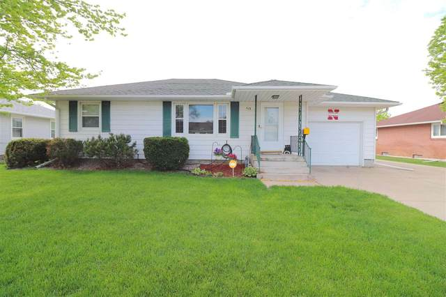 113 N Rose Lane, COLUMBUS, NE 68601 (MLS #2021234) :: kwELITE