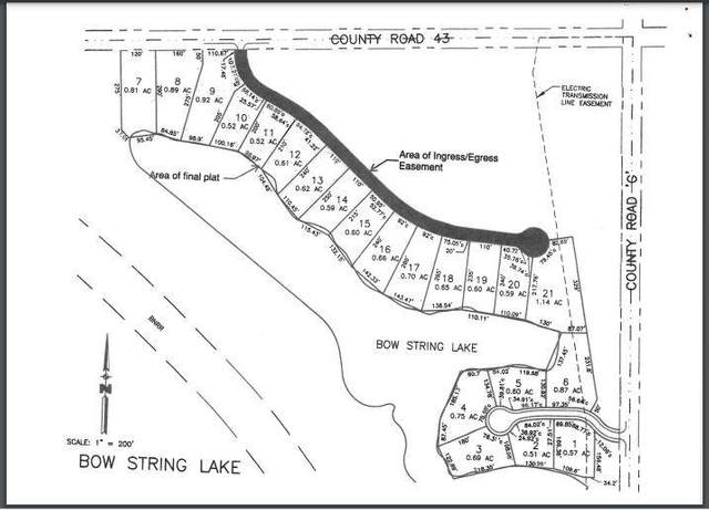 LOT 7 Bowstring Lake, BELLWOOD, NE 68624 (MLS #2021416) :: kwELITE
