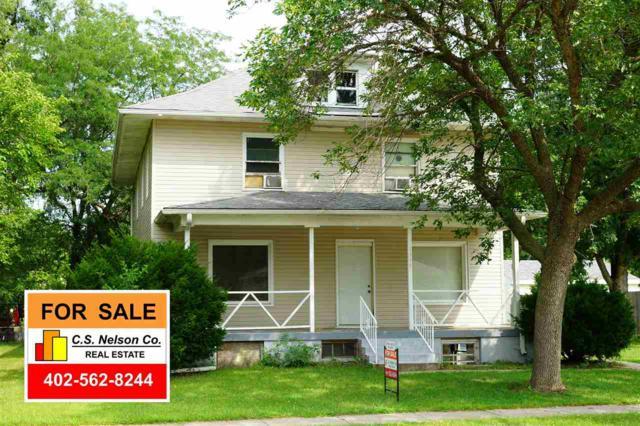 1559 39TH AVENUE, COLUMBUS, NE 68601 (MLS #1800480) :: Berkshire Hathaway HomeServices Premier Real Estate