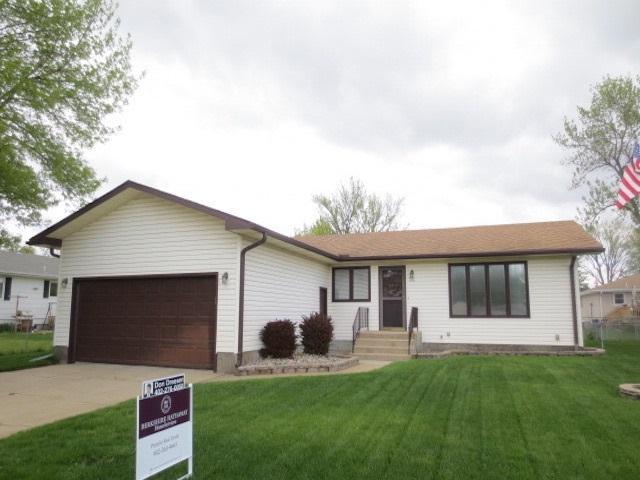 844 6TH STREET, COLUMBUS, NE 68601 (MLS #1900270) :: Berkshire Hathaway HomeServices Premier Real Estate