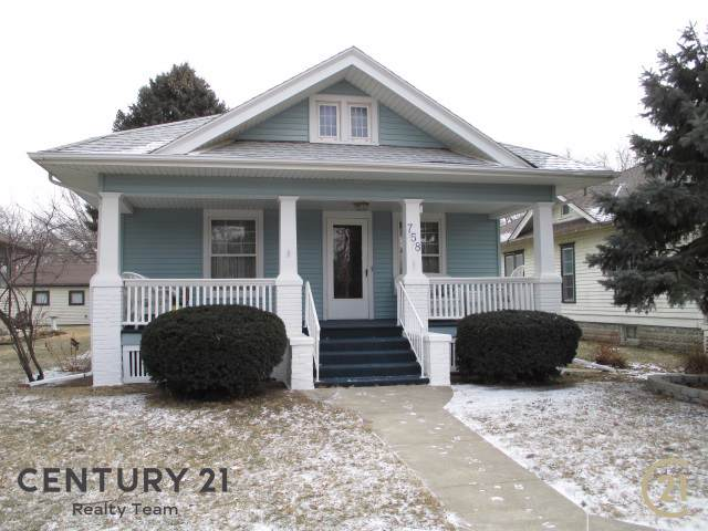758 6TH STREET, DAVID CITY, NE 68632 (MLS #2020036) :: Berkshire Hathaway HomeServices Premier Real Estate