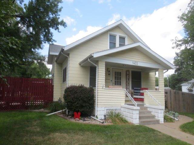 1422 9TH STREET, COLUMBUS, NE 68601 (MLS #2020477) :: kwELITE