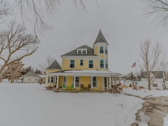 314 S 4TH STREET, NEWMAN GROVE, NE 68758 (MLS #1900101) :: Berkshire Hathaway HomeServices Premier Real Estate