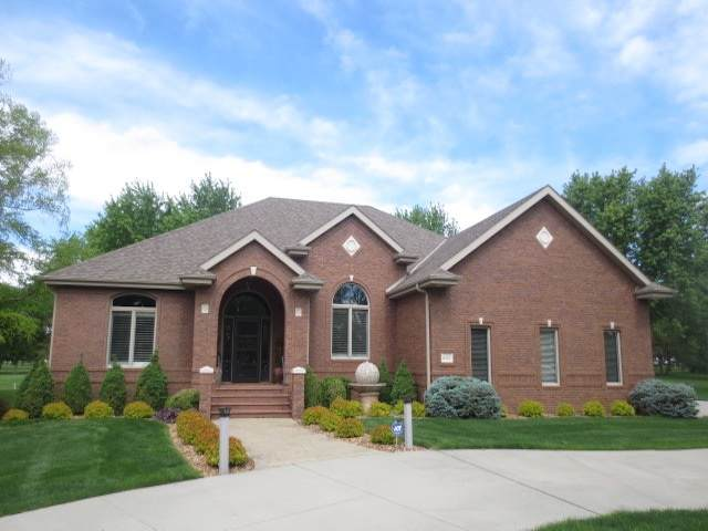 6372 Country Club Drive, COLUMBUS, NE 68601 (MLS #2020170) :: kwELITE