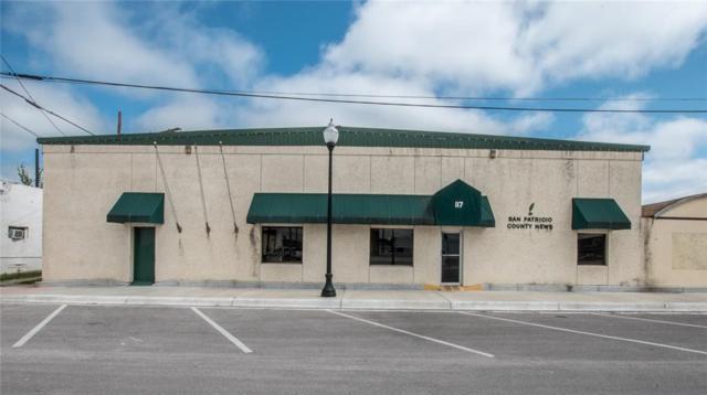 115/117 S Rachal Street, Sinton, TX 78387 (MLS #309171) :: RE/MAX Elite Corpus Christi