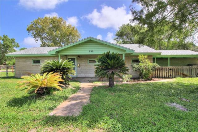 940 W Greenwood, Aransas Pass, TX 78336 (MLS #312691) :: Desi Laurel & Associates