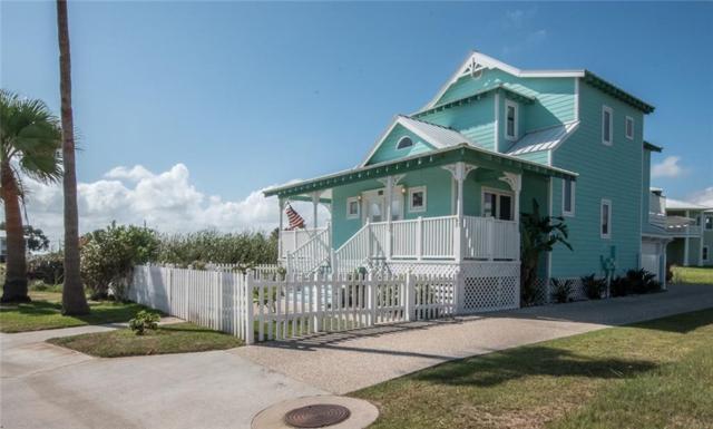 185 Beachwalk, Port Aransas, TX 78373 (MLS #313262) :: Better Homes and Gardens Real Estate Bradfield Properties