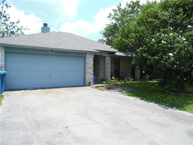 2200 Timberline Dr, Portland, TX 78374 (MLS #313456) :: Better Homes and Gardens Real Estate Bradfield Properties