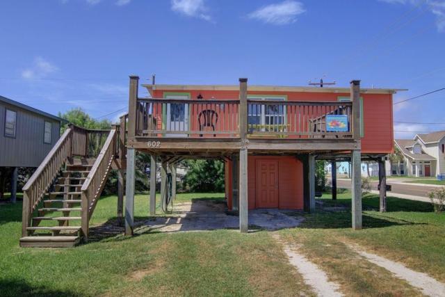 602 Anchor Dr, Port Aransas, TX 78373 (MLS #316934) :: Better Homes and Gardens Real Estate Bradfield Properties