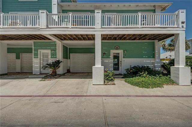 3021 Eleventh St 5 #5, Port Aransas, TX 78373 (MLS #316973) :: Better Homes and Gardens Real Estate Bradfield Properties