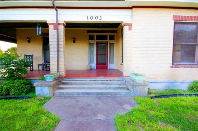 1003 Ave C Ave SW, Beeville, TX 78102 (MLS #318083) :: Better Homes and Gardens Real Estate Bradfield Properties