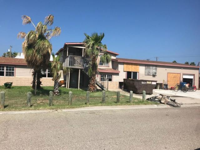 716 S Gulf St, Port Aransas, TX 78373 (MLS #319618) :: Better Homes and Gardens Real Estate Bradfield Properties