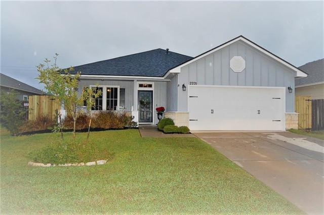 2221 Bay Breeze, Portland, TX 78374 (MLS #322329) :: Better Homes and Gardens Real Estate Bradfield Properties
