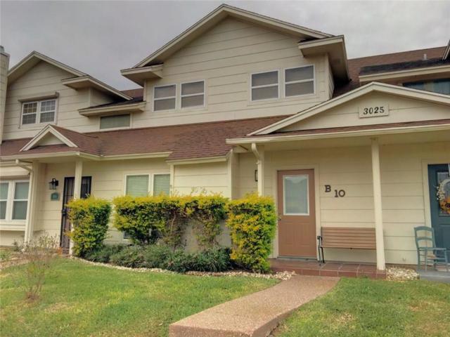 3025 Quail Springs Road B-10, Corpus Christi, TX 78414 (MLS #322521) :: Better Homes and Gardens Real Estate Bradfield Properties