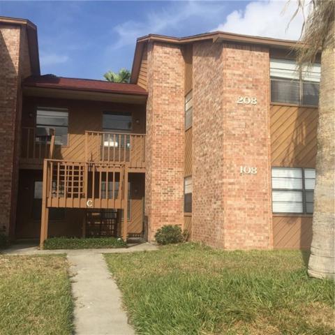 230 Cut Off Road #108, Port Aransas, TX 78373 (MLS #322594) :: RE/MAX Elite Corpus Christi