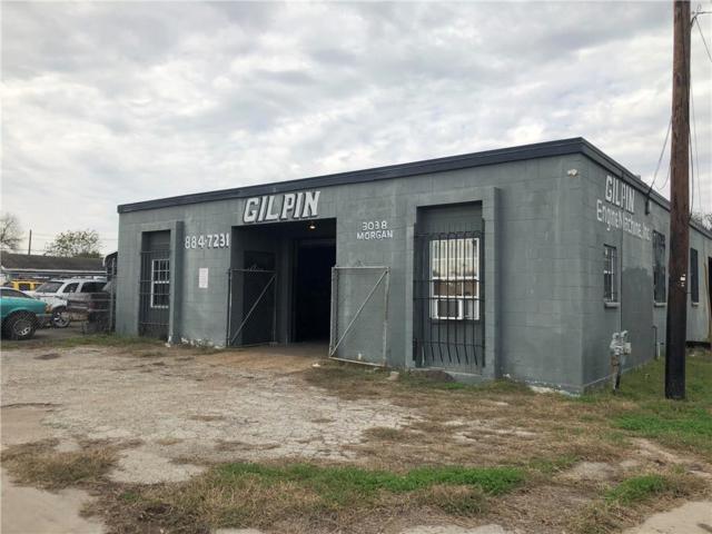 3038 Morgan Ave, Corpus Christi, TX 78405 (MLS #323080) :: Better Homes and Gardens Real Estate Bradfield Properties