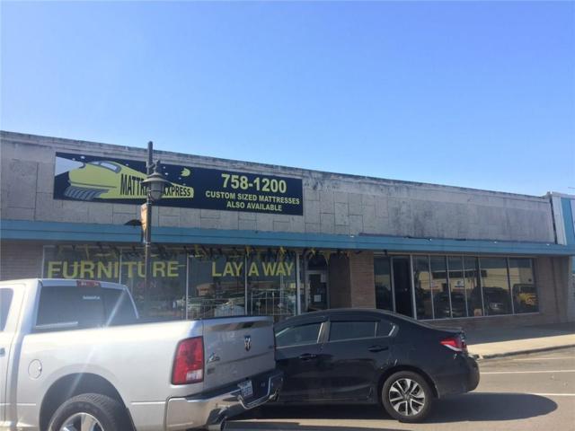 416-418 S Commercial, Aransas Pass, TX 78336 (MLS #325835) :: RE/MAX Elite Corpus Christi