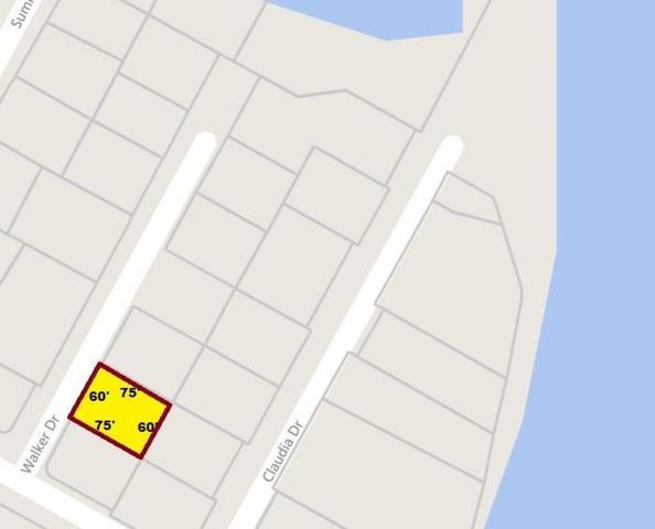 4037 Walker Drive, Corpus Christi, TX 78418 (MLS #325894) :: KM Premier Real Estate
