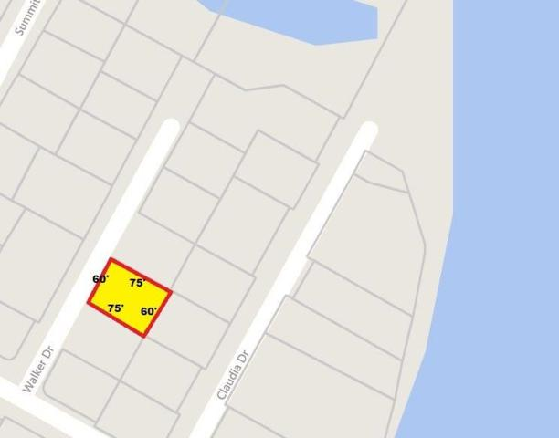 4033 Walker Drive, Corpus Christi, TX 78418 (MLS #325895) :: KM Premier Real Estate