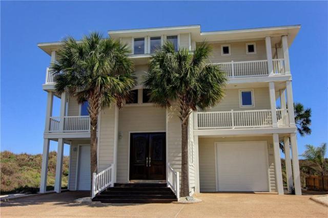 886 Oceanside, Port Aransas, TX 78373 (MLS #326522) :: Better Homes and Gardens Real Estate Bradfield Properties