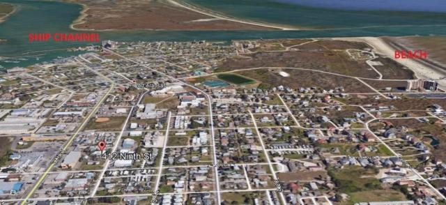 412 S 9th St, Port Aransas, TX 78373 (MLS #326536) :: Better Homes and Gardens Real Estate Bradfield Properties