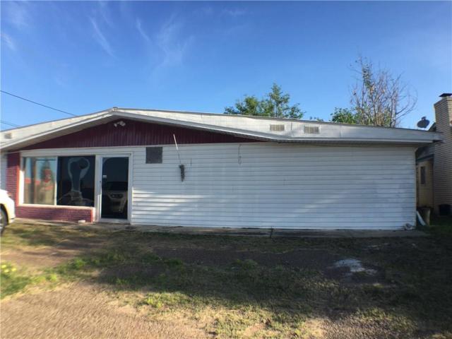 100 E Harald St, Hebbronville, TX 78361 (MLS #326935) :: RE/MAX Elite Corpus Christi