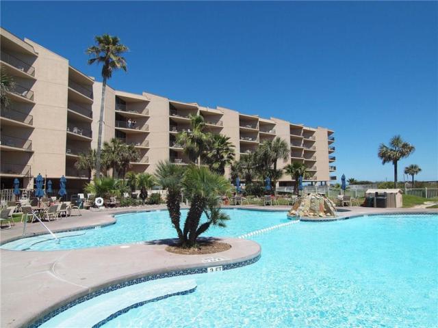 800 Sandcastle #112, Port Aransas, TX 78373 (MLS #327335) :: Kristen Gilstrap Team