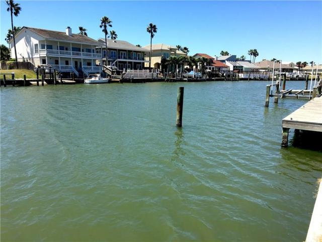 477 Marina Dr, Port Aransas, TX 78373 (MLS #327823) :: Kristen Gilstrap Team