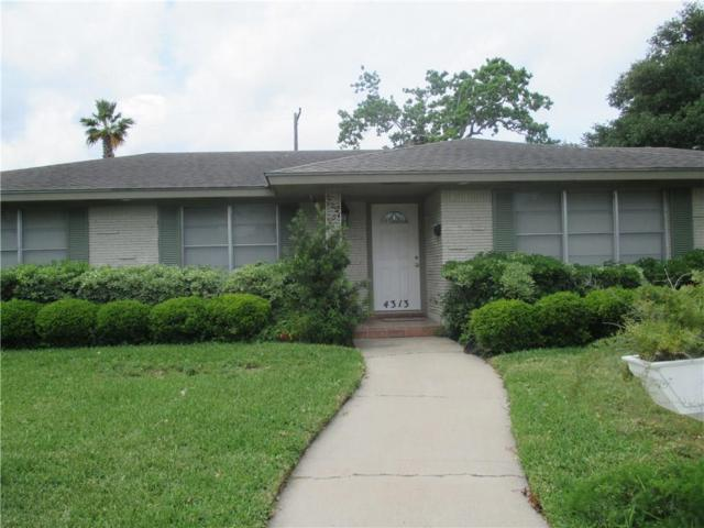 4313 Driftwood Place, Corpus Christi, TX 78411 (MLS #327990) :: Kristen Gilstrap Team