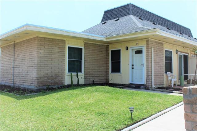 4901 State Highway 361 Hwy #114, Port Aransas, TX 78373 (MLS #328505) :: Better Homes and Gardens Real Estate Bradfield Properties