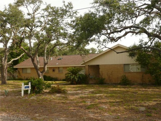 2401 Mesquite, Rockport, TX 78382 (MLS #329340) :: Better Homes and Gardens Real Estate Bradfield Properties