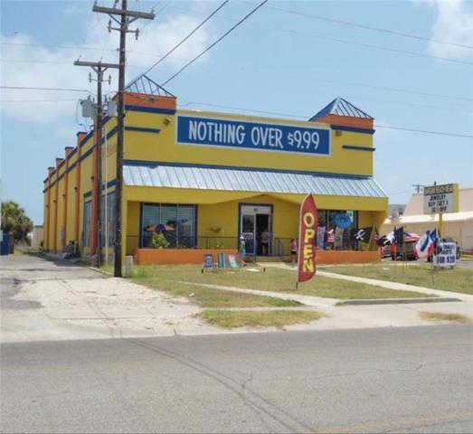305 W. Cotter Ave, Port Aransas, TX 78373 (MLS #330464) :: Kristen Gilstrap Team